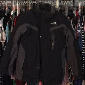 Size 14/16 Boys North Face Jackets.